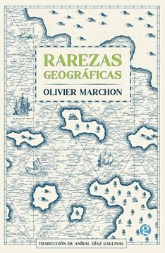 portada Rarezas Geograficas