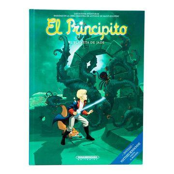portada El Principito - el Planeta de Jade