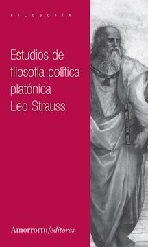 portada Estudios de Filosofia Politica Platonica