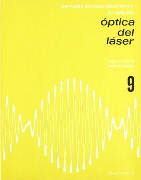 portada Óptica del Láser (Física de Laboratorio de Berkeley)