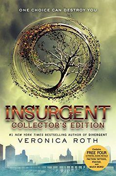 portada Insurgent Collector's Edition (Divergent Series) (libro en Inglés)