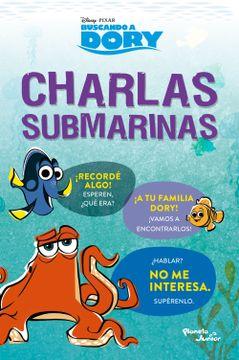 portada Buscando a Dory - Charlas Submarinas