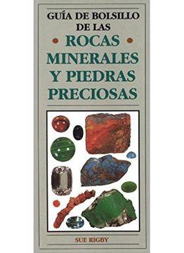 portada G. Bolsillo Rocas,Minerales y Piedras Prec. (Guias del Naturalista-Rocas-Minerales-Piedras Preciosas)
