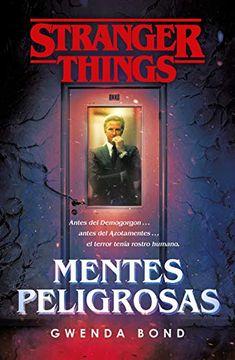 portada Stranger Things: Mentes Peligrosas