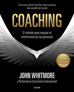 portada Coaching: El Método Para Mejorar el Rendimiento de las Personas