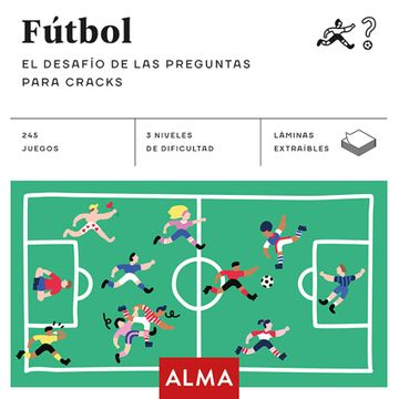 portada Fútbol: El Desafío de las Preguntas Para Cracks
