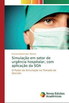 portada Simulação em Setor de Urgência Hospitalar, com Aplicação da soa