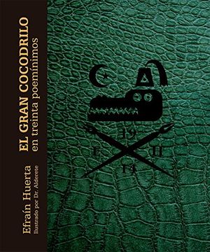portada El Gran Cocodrilo en Treinta Poeminimos