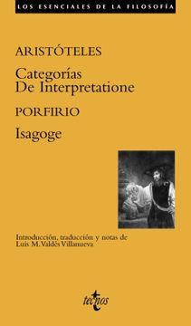 portada Categorias & de Interpretatione & Isagoge