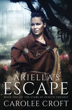 portada Ariella's Escape: Volume 1 (The Stars at Zenith Trilogy)