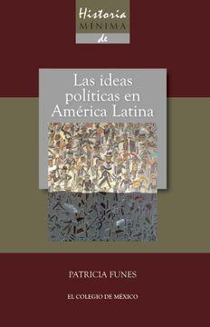 portada Historia Minima de las Ideas Politicas en America Latina