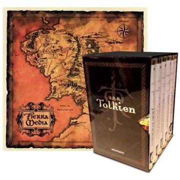 portada Estuche Tolkien