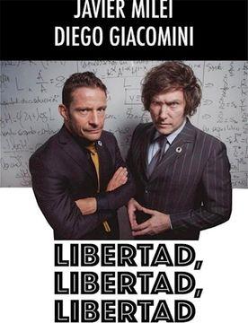 portada Libertad, Libertad, Libertad