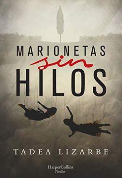 portada Marionetas sin Hilos (Harpercollins): 3910