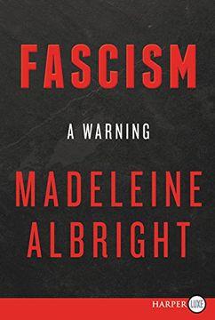 portada Fascism: A Warning (libro en inglés)