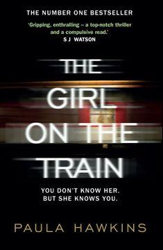 portada The Girl On The Train