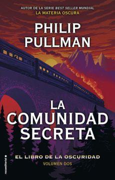 portada La Comunidad Secreta (El libro de la oscuridad vol. II)