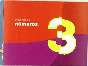 portada Cuaderno 3 de Numeros (Infantil)