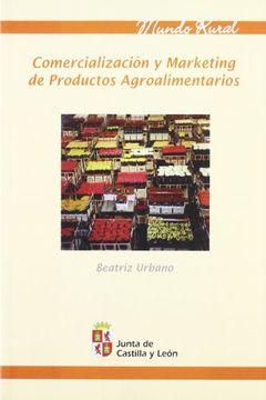 portada Comercializacion y Marketing de Productos Agroalimentarios