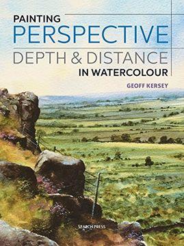 portada Painting Perspective, Depth and Distance in Watercolour (libro en Inglés)