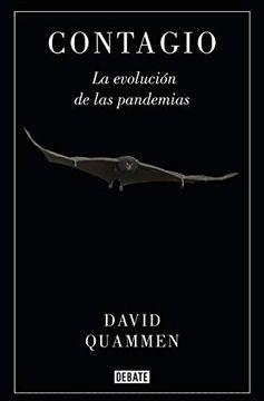 portada Contagio: La Evolución de las Pandemias (Ciencia y Tecnología)