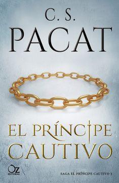 portada El Príncipe Cautivo