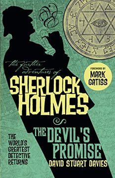 portada Further Adventures of Sherlock Holmes - the Devil's Promise (Further Advent (libro en Inglés)