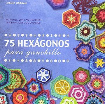 portada 75 Hexagonos Para Ganchillo