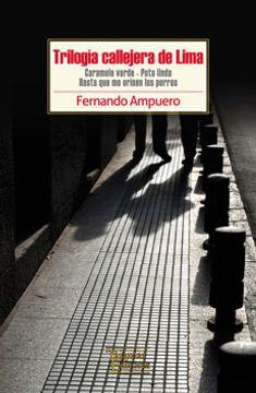 portada Trilogía Callejera de Lima