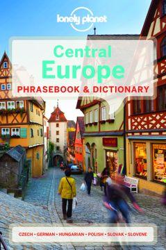 portada Lonely Planet Central Europe Phrasebook & Dictionary (libro en Inglés)