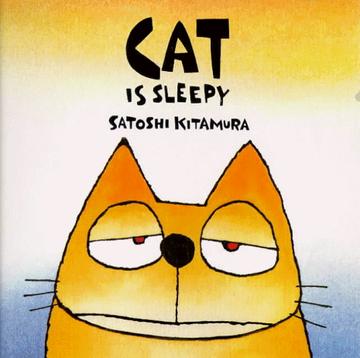 portada Gato Tiene Sueno