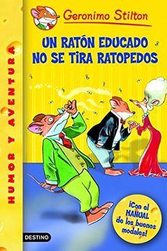 portada Un Raton Educado no se Tira Ratopedos