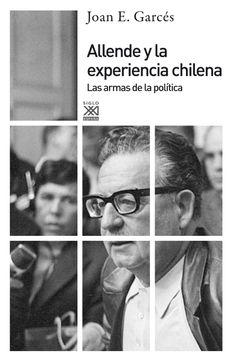 portada Allende y la Experiencia Chilena