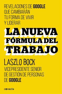 portada La Nueva Formula del Trabajo