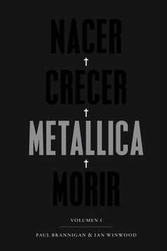 portada Nacer Crecer Metallica Morir