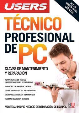 portada Técnico Profesional de pc: Manuales Users