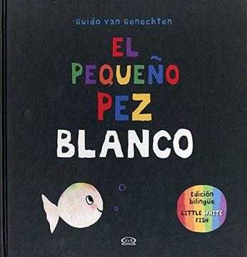portada El Pequeño pez Blanco