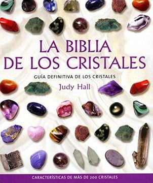 portada La Biblia de los Cristales (Cuerpo-Mente