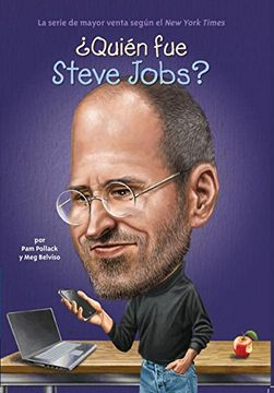 portada Quién fue Steve Jobs? (Quien Fue.    )