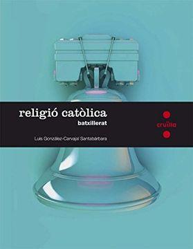 portada Religió catòlica. Batxillerat