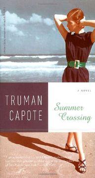 portada Summer Crossing (libro en Inglés)