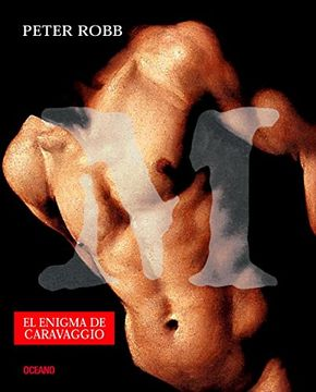 portada M. El Enigma de Caravaggio