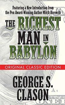 portada The Richest man in Babylon (libro en Inglés)