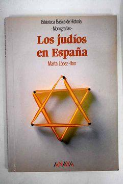 portada Los judíos en España