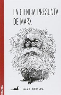 portada La Ciencia Presunta de Marx