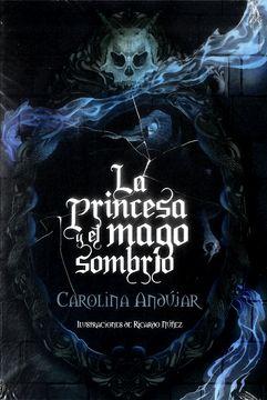 portada La Princesa y el Mago Sombrío