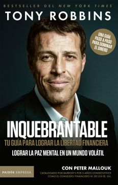 portada Inquebrantable