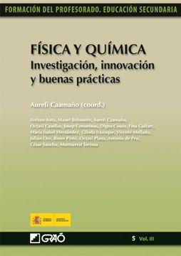 portada Física y Química. Investigación, Innovación y Buenas Prácticas: 053 (Formacion Profesorado-E. Secun. )