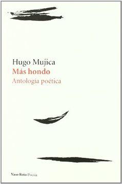 portada Más Hondo: Antología Poética