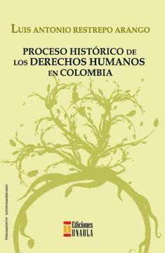 portada Proceso Histórico de los Derechos Humanos en Colombia